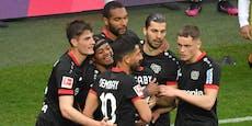 1:3! Rückschlag für Hütter im Kampf um Champions League