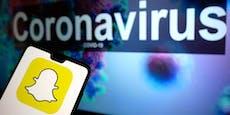 Darum profitiert Snapchat von den Corona-Impfungen