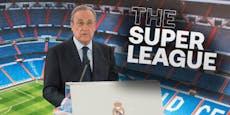 Super League: Verfahren gegen Real, Barca und Juventus