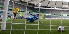 Haaland-Doppelpack! Dortmund schlägt Glasner mit 2:0