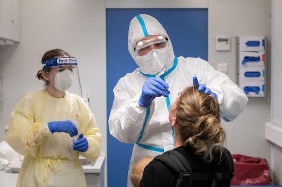 Die indische Coronavirus-Variante ist erstmals in der Schweiz aufgetaucht.