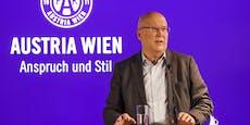 Austria-Präsident Hensel weitere vier Jahre im Amt