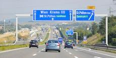 St. Pölten droht mit Protest-Sperre der Westautobahn