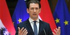 Um was Kanzler Kurz jetzt alle in Österreich bittet