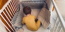 Hilfe! Warum schläft mein Kind plötzlich nicht mehr?