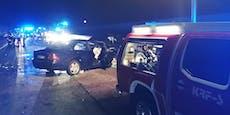 Zwei Todesopfer bei Pkw-Crash auf A1 Westautobahn