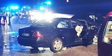 Corona-Alarm nach Geisterfahrer-Crash mit drei Toten
