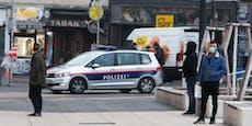 Jetzt wird Problem-Grätzl in Wien videoüberwacht
