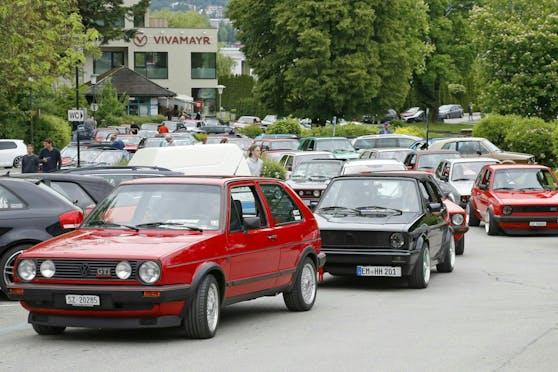 Das offizielle GTI-Treffen im Kärntner Zentralraum zwischen Wörthersee und Faaker See zog vor der Pandemie jedes Jahr Tausende Auto-Fans an. Archivbild, 2019