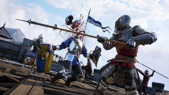 """Chivalry 2"": Lang erwartete Cross-Play-Closed Beta."