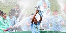Manchester City schlägt Tottenham im Liga-Cup-Finale