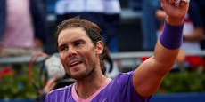 Nadal schlägt Tsitsipas im Sandkrimi, erster Titel 2021