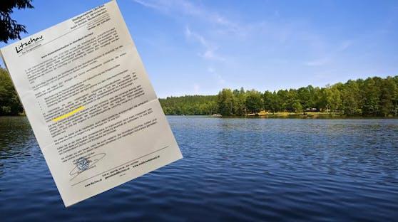 Die Erhöhung der Kabinen am See sorgt für Ärger.