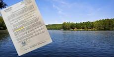 Empörung: Kabinen am Litschauer See werden 190 € teurer