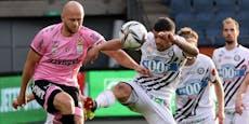 Sturm Graz löst den LASK als Rapid-Jäger ab
