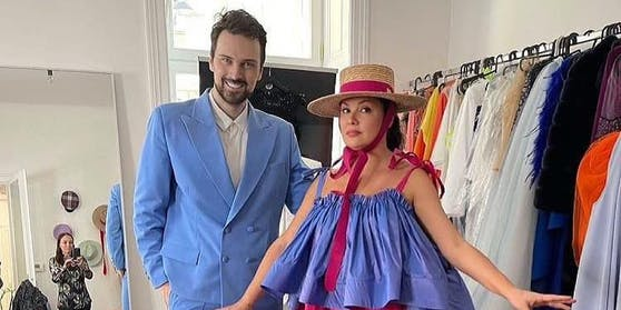 Niko Niko & Anna Netrebko auf (noch) geheimer Mission