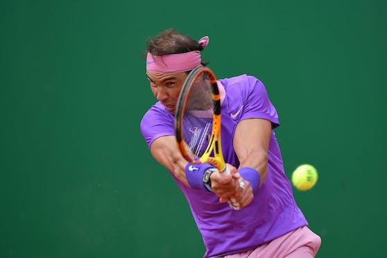 Rafael Nadal verliert in der Weltrangliste den zweiten Platz.