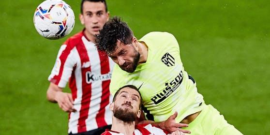 Atletico verlor gegen Bilbao mit 1:2.
