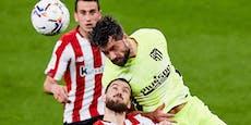 Atletico patzt im Titelrennen, Barca heimlicher Erster