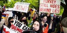 """Türkei spricht von """"tiefer Wunde"""" durch Biden"""