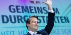 Rätselhafte Andeutung bei Nepps Kür zum Wiener FPÖ-Chef