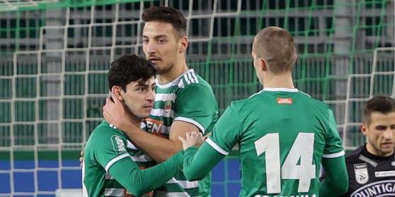 Yusuf Demir (l.) und Ercan Kara