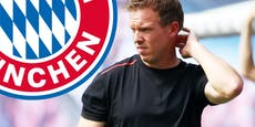 Die Bayern müssen sparen: Keine Stars für Nagelsmann