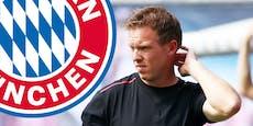 Nagelsmann knöpft sich zwei Bayern-Stars vor
