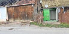 Spendencontainer für Familie in Eggendorf