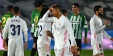 Real patzt mit Nullnummer, Atletico kann davonziehen