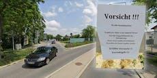 Vorsicht! Unbekannter streut Hundegift in Floridsdorf