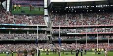 78.311 Fans im Stadion, hier ist Traum bereits Realität