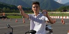 AK-Test: Moped-Schein kostet zwischen 190 und 350 €