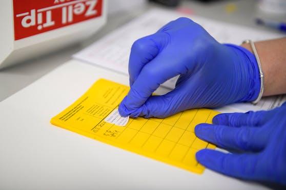 In Deutschland sollen gefälschte Impfpässe im Umlauf sein. Angeboten werden jene bei Telegram.