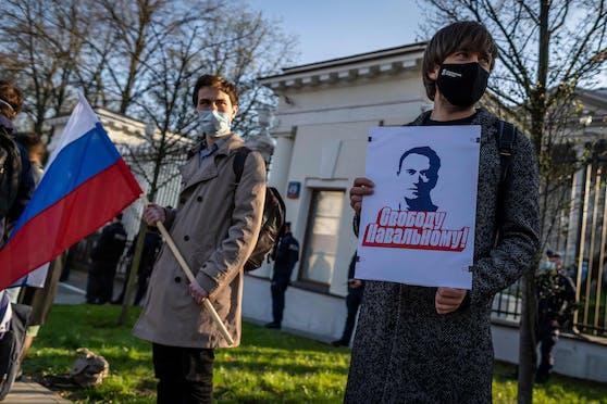 Alexej Nawalnys Organisationen dürfen nicht mehr weiterarbeiten.Das hat ein Gericht in Moskau entschieden. (Archivbild)