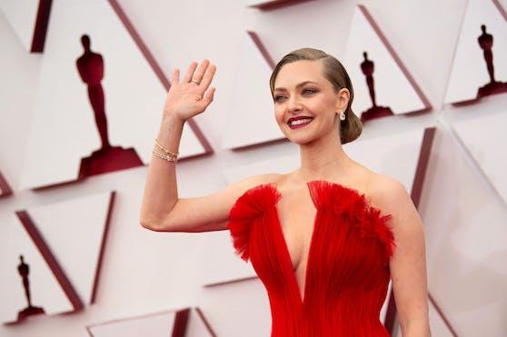 Amanda Seyfried ging zwar nicht mit einem Oscar nach Hause, dafür in einem der schönsten Oscar-Kleider aller Zeiten.