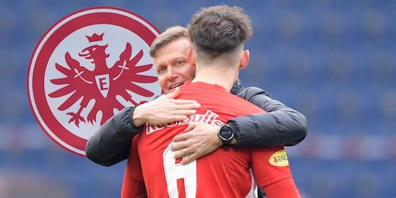 Jesse Marsch könnte im Sommer zu Eintracht Frankfurt wechseln.