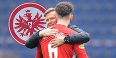 Jetzt will auch Frankfurt Salzburg-Coach Jesse Marsch