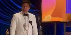 Regie-Star trauert bei den Oscars um seine tote Tochter