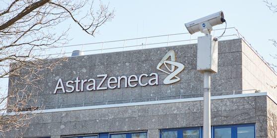 Eine AstraZeneca-Dependance in Wedel, Deutschland (Archivfoto)