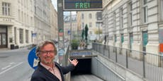 Josefstädter parken während des U-Bahnbaus günstiger