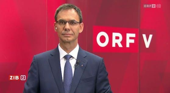 Vorarlbergs Landeshauptmann Markus Wallner (ÖVP)