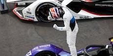 """""""Witz des Jahres!"""" Formel-E-Autos ging der Strom aus"""