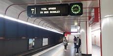 Wiener Linien schickt Schülern nach Lockdown Botschaft