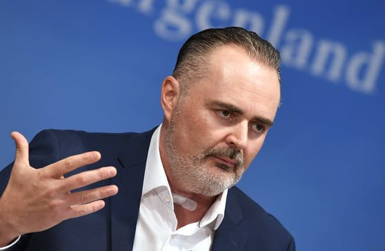 Hans Peter Doskozil bricht mit der Bundes-SPÖ.