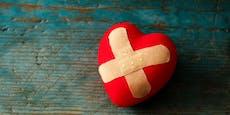 Forscher finden Mittel gegen gebrochenes Herz