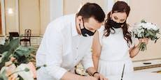 Lockerungen im Juni – die neuen Hochzeitsregeln