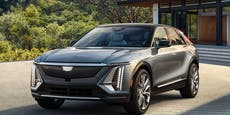 Weltpremiere für den ersten Elektro-Cadillac
