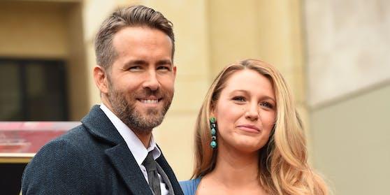 """Das Hollywood-Traumpaar Blake Lively und Ryan Reynolds kann die Begeisterung ihrer Tochter für """"Baby Shark"""" nicht teilen."""