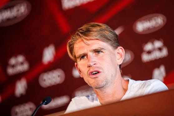 Sportdirektor Freund: Transfergespräche mit Roko Simic